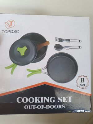 Outdoor cooking set for Sale in Sunnyvale, CA