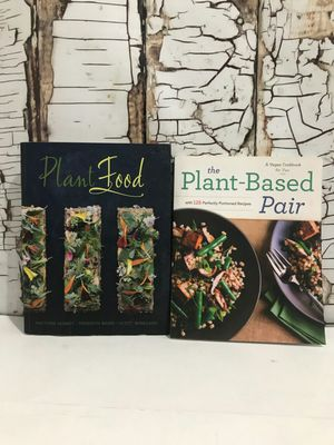 Vegan Plant Based Cook/Cooking Books New Year for Sale in Denver, CO