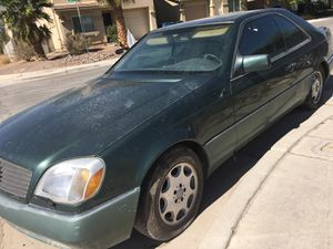 1992 to 1999 W140 S CLASS PARTS FOR SALE! Part out! Ask me for parts for Sale in Las Vegas, NV