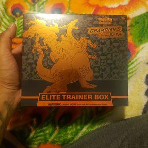 Pokémon Champion's Path ETB for Sale in Richmond, CA