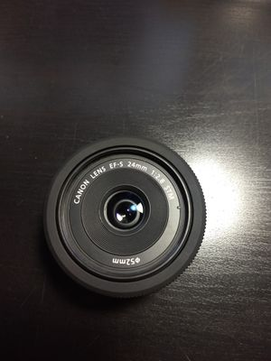 Canon EFS 24mm Prime Lens for Sale in San Diego, CA