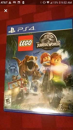 Ps4 Jurrasic World new! for Sale in Anchorage, AK