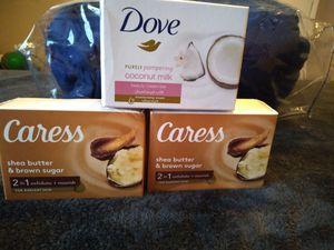 Caress/Dove Soap for Sale in Humble, TX