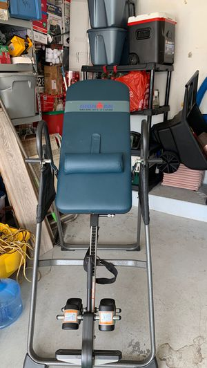 Ironman Inversion table for Sale in Boynton Beach, FL
