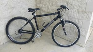 Cannondale f300 mtn bike adults size 18 inch frame size for Sale in Plano, TX