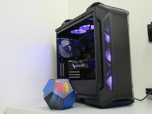 **TOP OF THE LINE GAME** BRAND NEW GAMING DESKTOP Computers Intel Core i9-9900K 3.5GHz 32GB RAM 3200MHz 1TB NVMe SSD Wi-Fi NVIDIA RTX 2080(8GB) for Sale in San Bernardino, CA