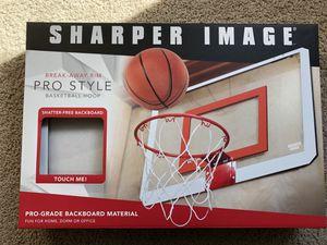 Sharper Image Over Door Hang Basketball Hoop for Sale in Renton, WA