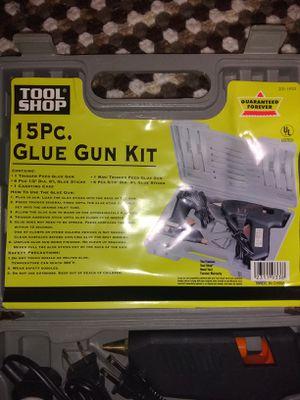 (Brand new ) glue guns with glue sticks for Sale in Pekin, IL