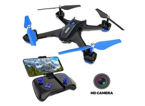 REMOKING RC Drone with 720P FPV Wi-Fi HD Camera Live Video Racing Quadcopter Headless Mode 360°flip 4 Channels Altitude Hold Indoor for Sale in Rancho Cucamonga, CA