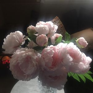 Silk Flowers (Peonies) - Pier One for Sale in Tacoma, WA