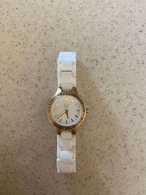 DKNY white watch for Sale in Kent, WA
