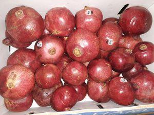 Sweet pomegranate $20 per box for Sale in Modesto, CA