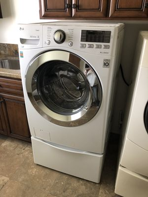 LG Washer and Kenmore Dryer for Sale in Scottsdale, AZ