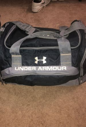 Under Armour duffle bag for Sale in Glendale, AZ
