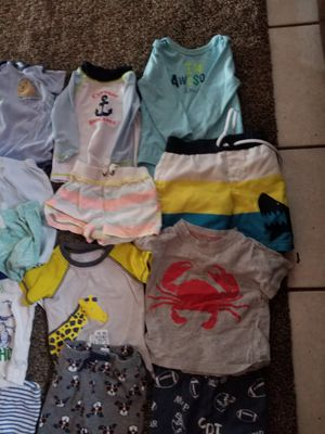 Baby boy clothes ($5) for Sale in Riverside, CA