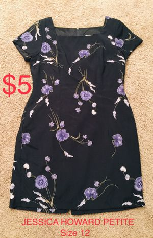 JESSICA HOWARD PETITES, Nice Casual Dress, Size 12 for Sale in Phoenix, AZ