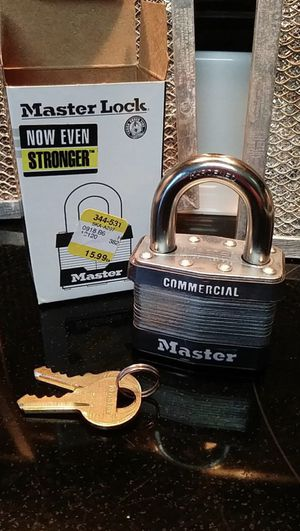 Master locks for Sale in Chino, CA