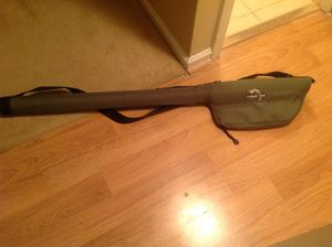 Fly fishing rod and reel case-new never used for Sale in Roswell, GA
