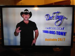 50in TV in excellent condition for Sale in Jacksonville, FL