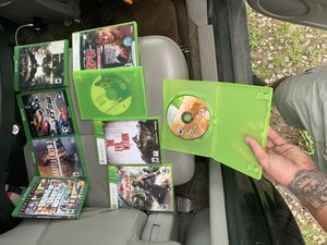 Xbox 1 games for Sale in Canton, GA