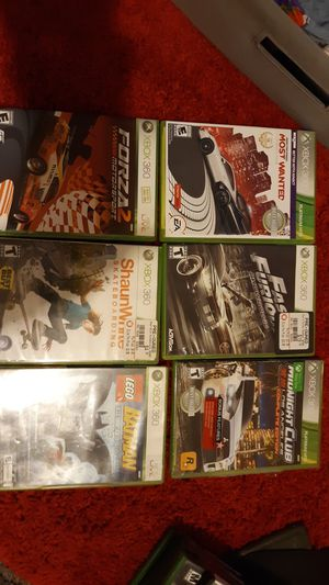 Xbox 360 games for Sale in Brooklyn Center, MN