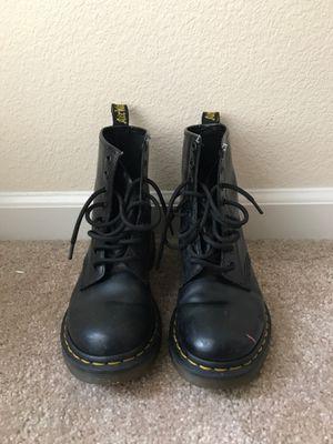 Black Dr. Martens boots for Sale in Clovis, CA
