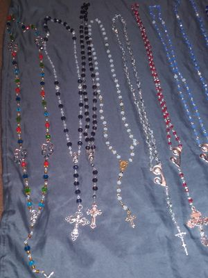Crystal rosaries for Sale in East Haven, CT