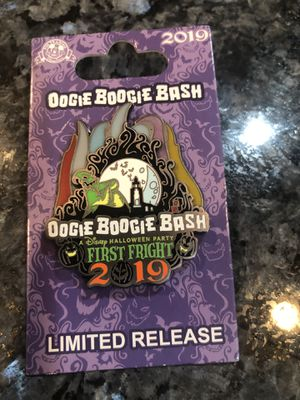 "Disneyland 2019 Nightmare Before Christmas Oogie"" Bash Limited Release Pin New for Sale in Artesia, CA"