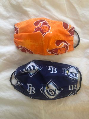 SPORTS FACE MASKS for Sale in St. Pete Beach, FL