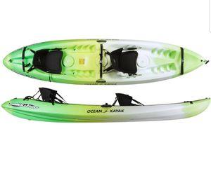 Ocean kayak Malibu 2 tandem kayak for Sale in Chesapeake, VA