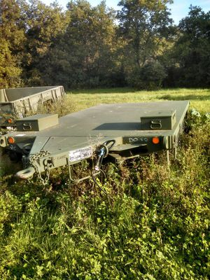 Humvee trailer single axle for Sale in Melrose Park, IL