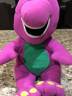 Vintage 1992 Playskool Talking Barney 71245 for Sale in San Antonio,  TX