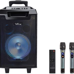 VeGue Brand New karaoke Machine In Box for Sale in Los Angeles, CA