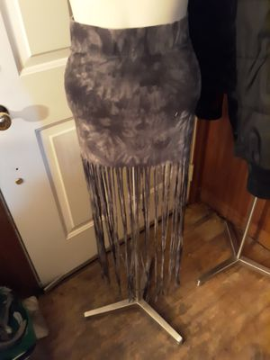 Nollie skirt fringe size medium new for Sale in Indianapolis, IN