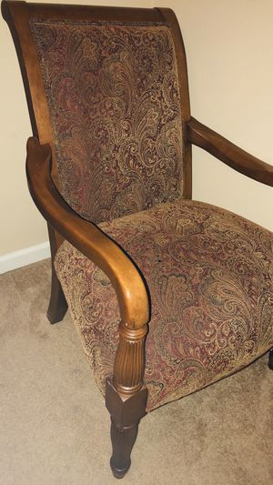 Wooden Arm Chair -Sturdy for Sale in Manassas, VA