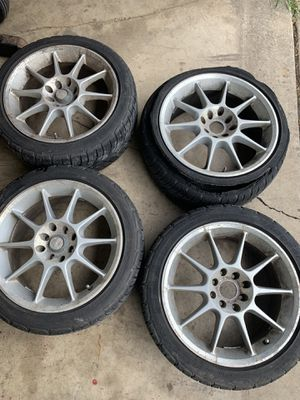 """16"""" Primax wheels. Set of 4 for Sale in West Jefferson, OH"""