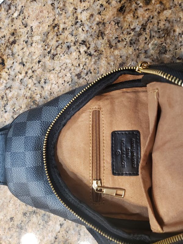 Men Louis Vuitton Cross Body Bag