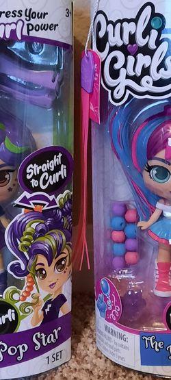 Curli Girls Doll for Sale in Aurora,  CO