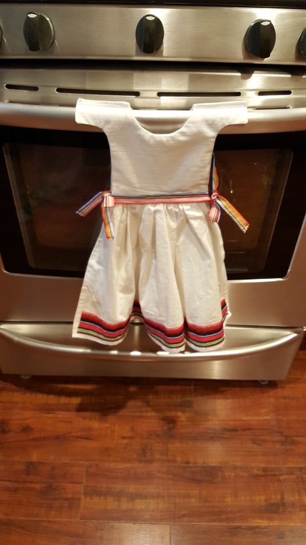 Kitchen Towel Dress - Toalla de Cocina