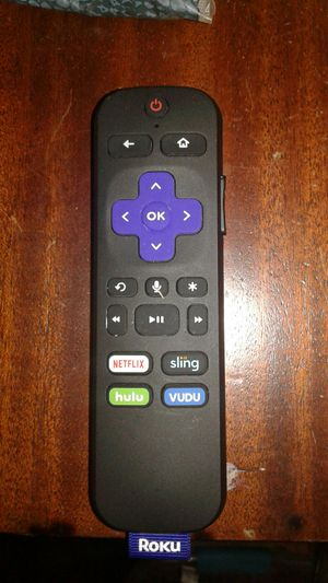 Roku remote stick for Sale in Indianapolis, IN