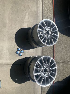 BMW 17 inch rims for Sale in Tacoma, WA