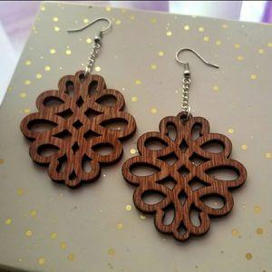 Wooden Dangle Drop Earrings for Sale in Fort Lauderdale, FL