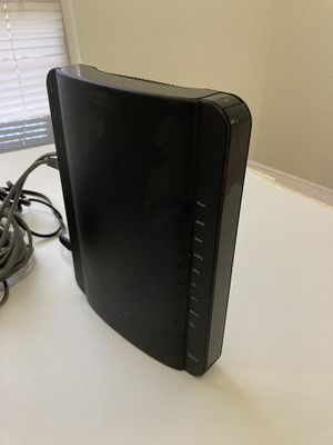 Internet modem. for Sale in Arlington, TX