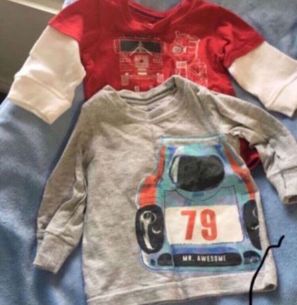 Baby boy 3 Months outfit (5pcs) 👖👕👶🏼