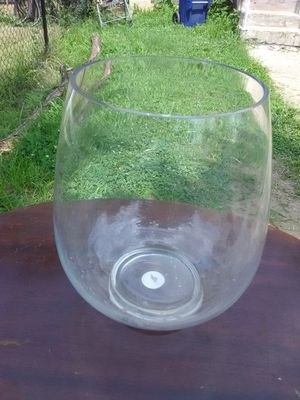 Large Glass Vase for Sale in Washington, DC