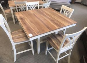 "New 5- PC Breakfast Kitchen Dining Table ""FIRE SALE"" for Sale in Missouri City, TX"