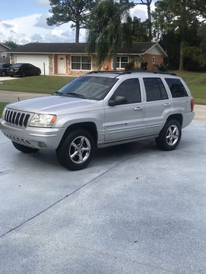 2002 Grand Cherokee Overland Jeep for Sale in Port St. Lucie, FL