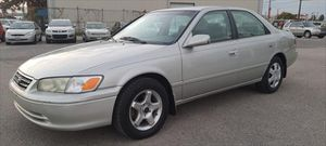 2001 Toyota Camry for Sale in Houston, TX