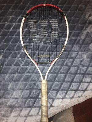 """Wilson Junior 25"""" Titanium Tennis Racket for Sale in Falls Church, VA"""