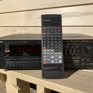 Vintage Pioneer VSX 3800 Receiver for Sale in Milford, CT